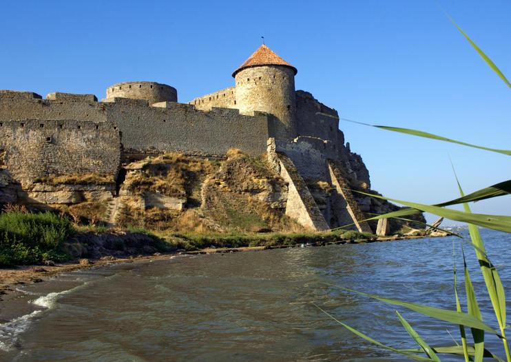Bilhorod-Dnistrovskyi Fortress (Akkerman Fortress)