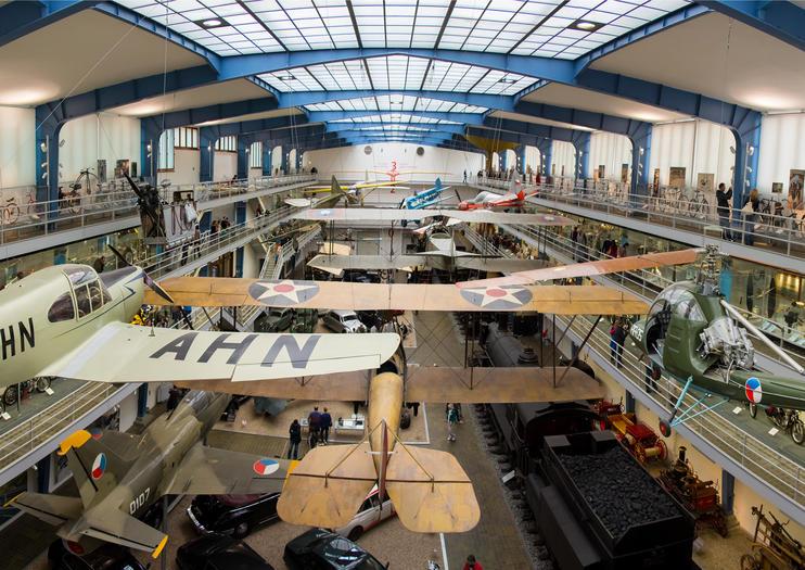 National Technical Museum (Národní Technické Museum)