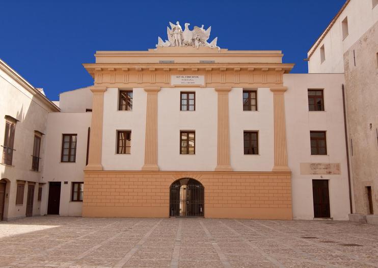Chiaramonte-Steri Palace (Palazzo Chiaramonte-Steri)