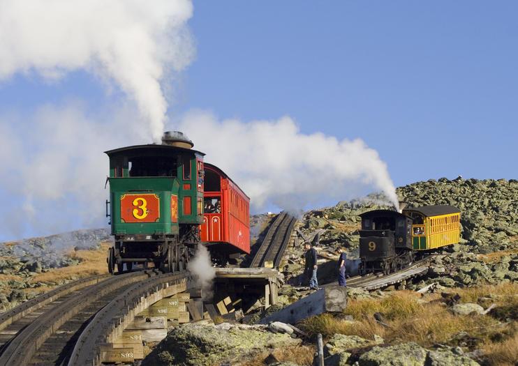 Mt. Washington Cog Railway (The Cog)