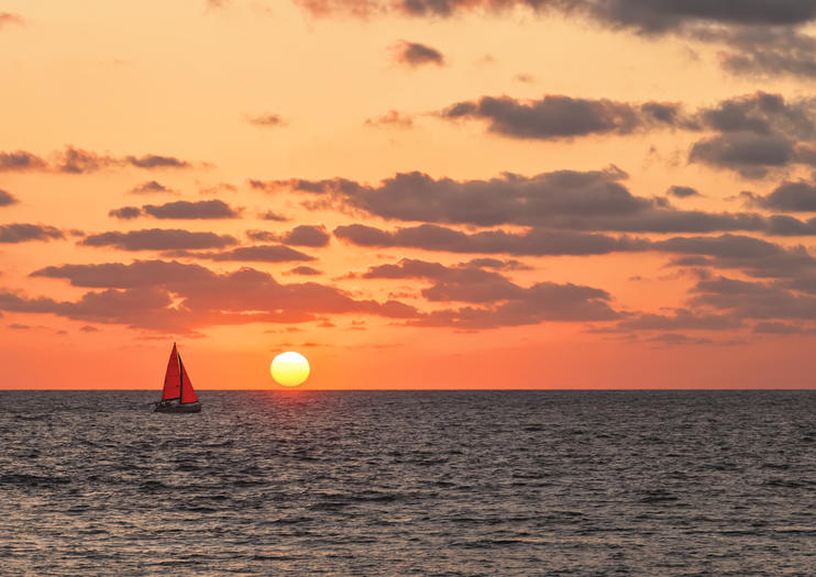 Romantic Sailing Tours in Puerto Vallarta