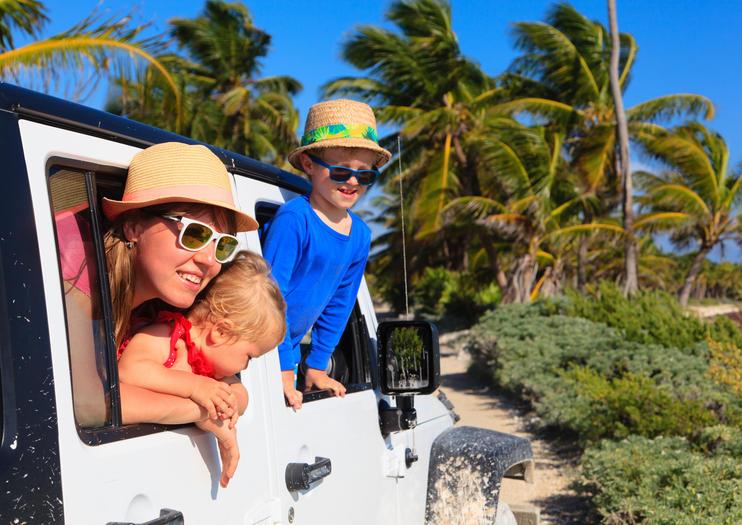 Jeep Adventures in Cozumel