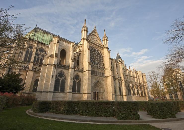 Basilica Cathedral of Saint-Denis (Basilique Cathédrale de Saint-Denis)