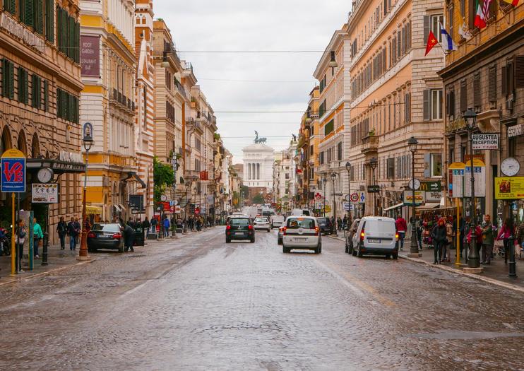 Rome Via Nazionale