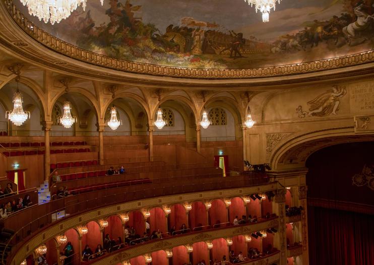 Rome Opera House (Teatro dell'Opera di Roma)
