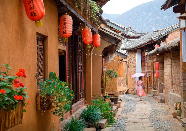 Shaxi Ancient Town