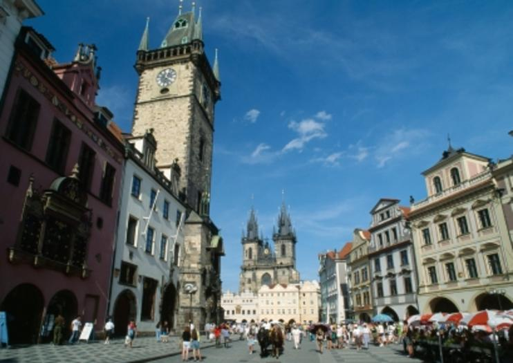 Prague Old Town Square (Staromestske Namesti)