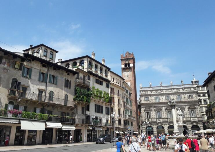 Verona Historic Center (Verona Centro Storico)