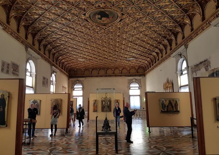 Venice Accademia Gallery (Gallerie dell'Accademia)