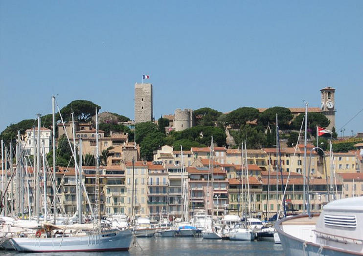 Cannes Suggested Itineraries