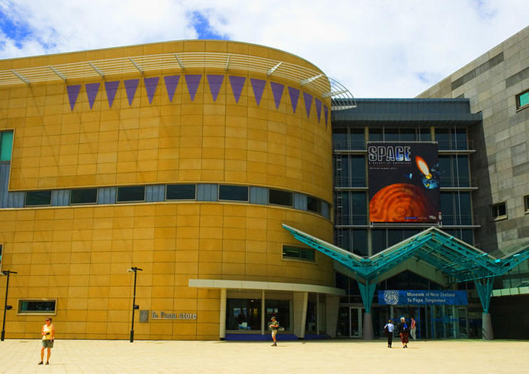 Te Papa (Museum of New Zealand Te Papa Tongarewa)