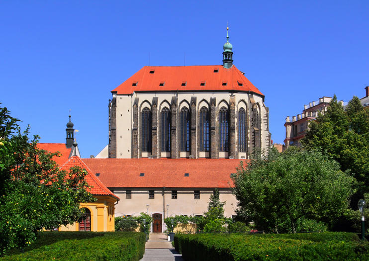 Church of Our Lady of the Snows (Kostel Panny Marie Snezne)