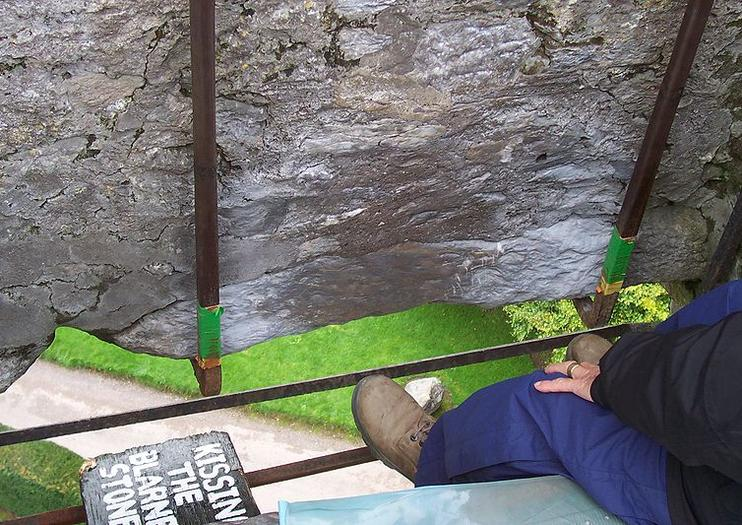Blarney Stone (Stone of Eloquence)