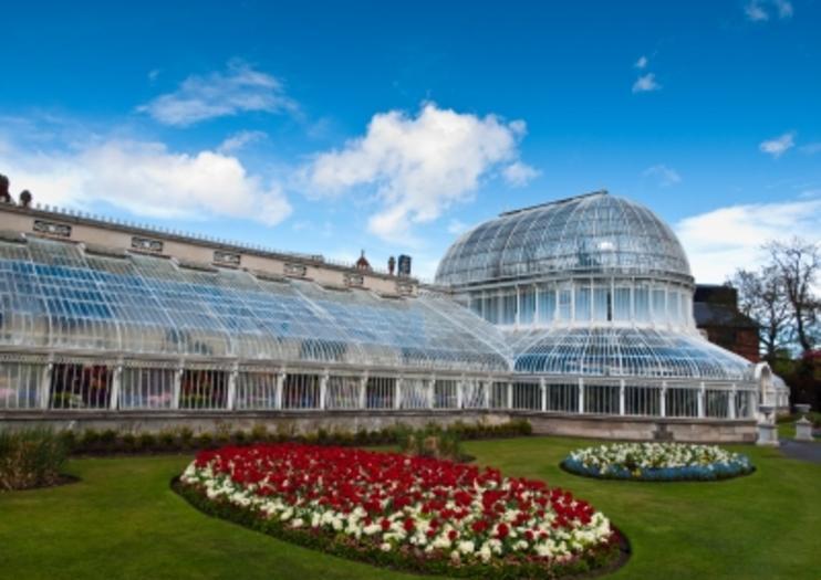Belfast Botanic Gardens Palm House Belfast Tickets Tours Book Now