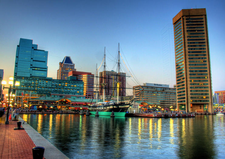 Image result for baltimore inner harbor