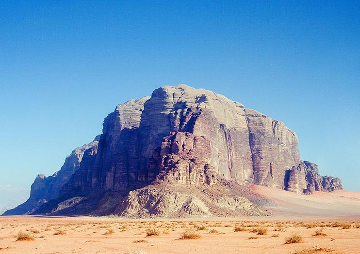 Wadi Rum Amman Tours & Admission Tickets - Book Now
