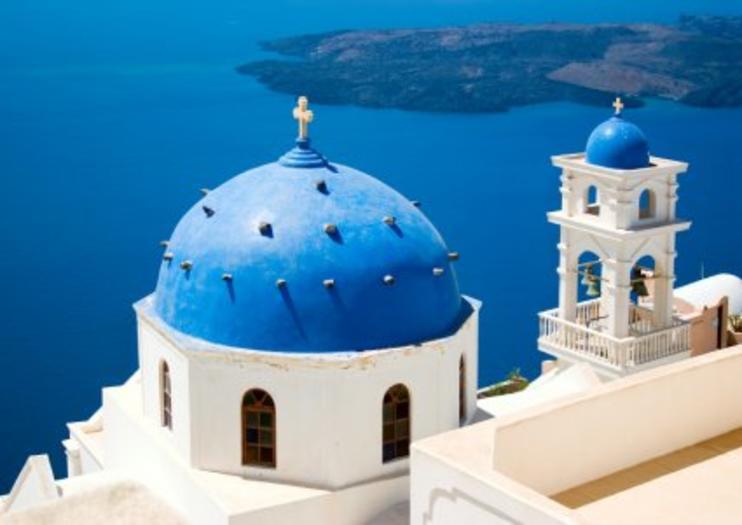 Top Greek Islands Tours