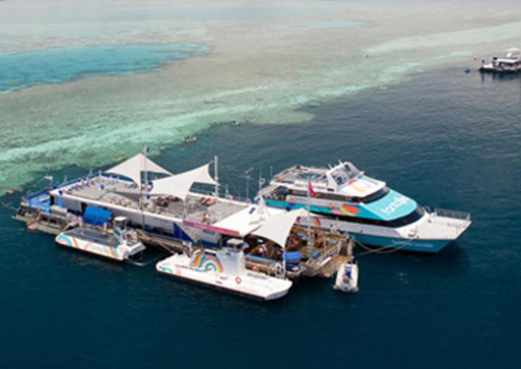 Reefworld - Atracciones Whitsundays e Isla Hamilton