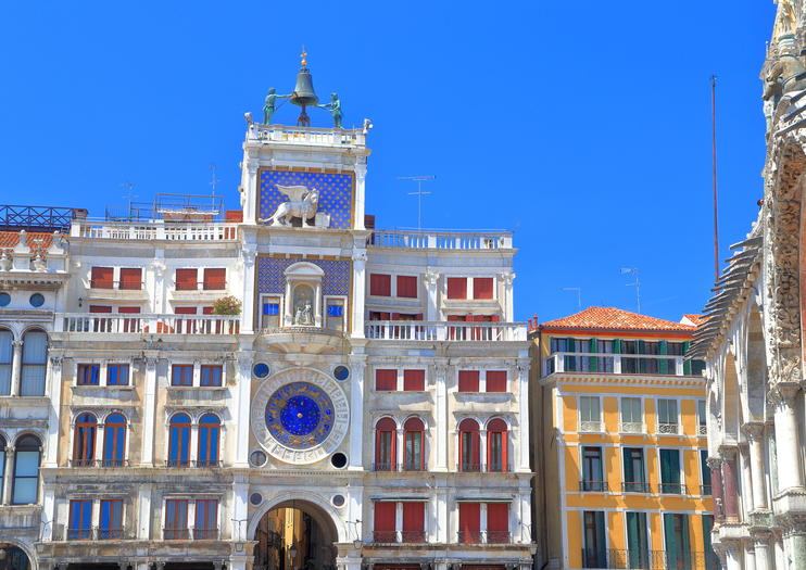 St. Mark's Clock Tower (Torre dell'Orologio)