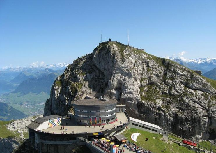 Mt Pilatus - Zurich Attractions