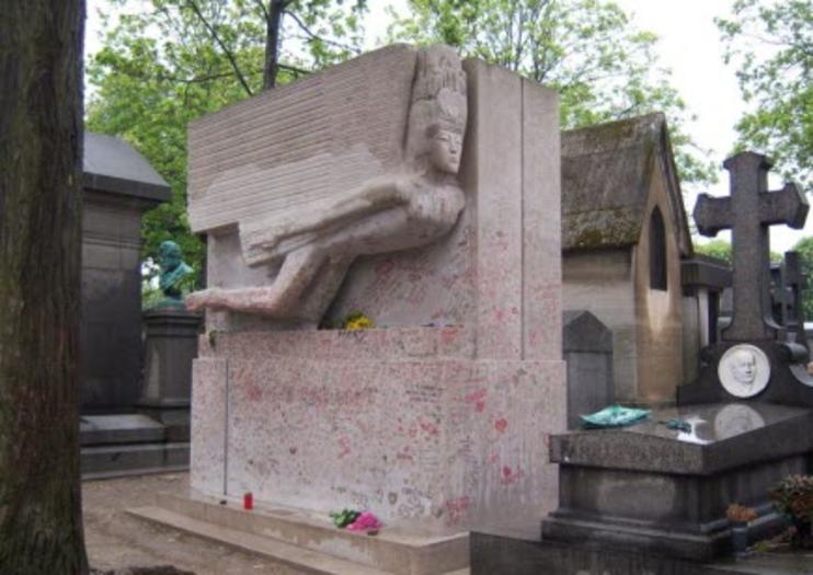 Père Lachaise Friedhof