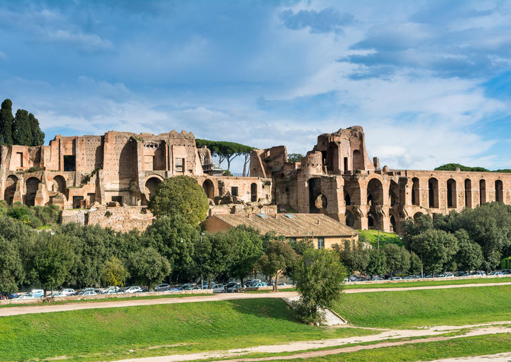 House of Augustus (Casa di Augusto)