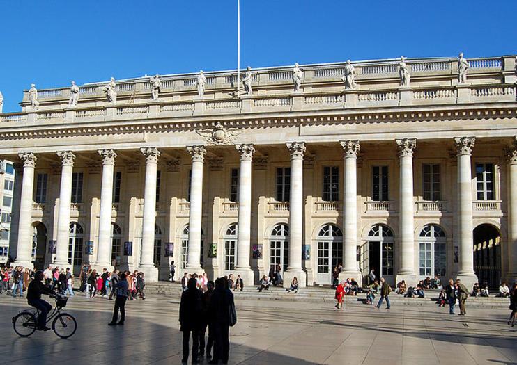 Suggestion d'itinéraires à Bordeaux