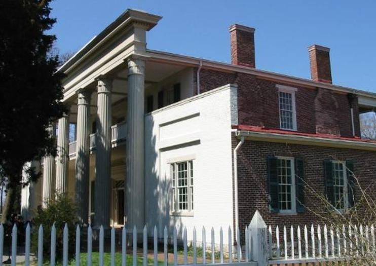 The Hermitage Is The Historic Home And Plantation Of Andrew Jackson, The  Seventh US President. Visiting Gives You A Sense Of Jacksonu0027s Everyday ...