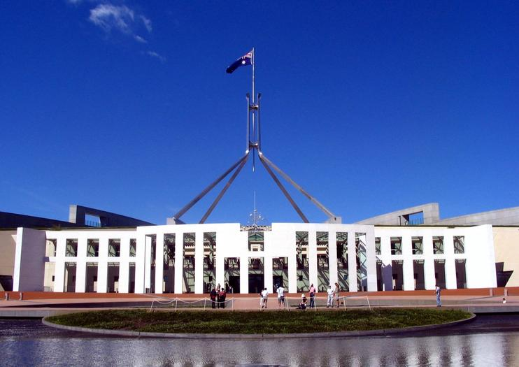 Australisches Parlament