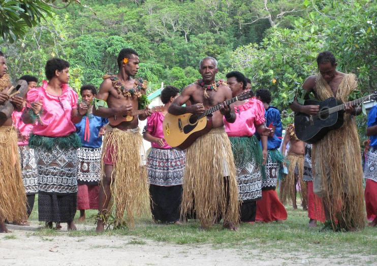 Suggestion de visites pour 3 jours à Fidji