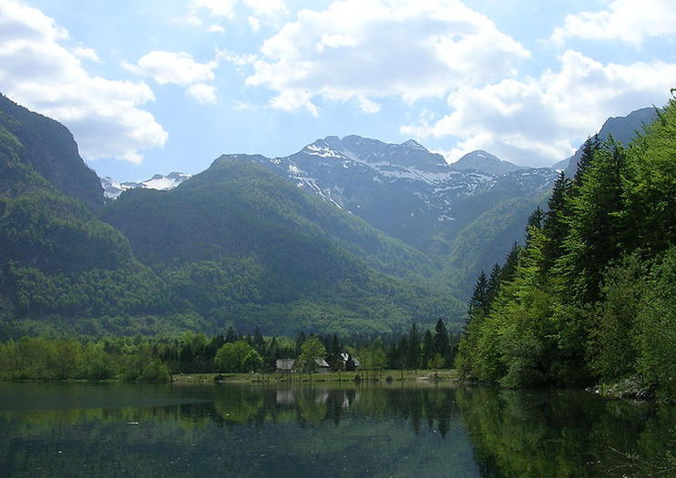Bohinj Valley