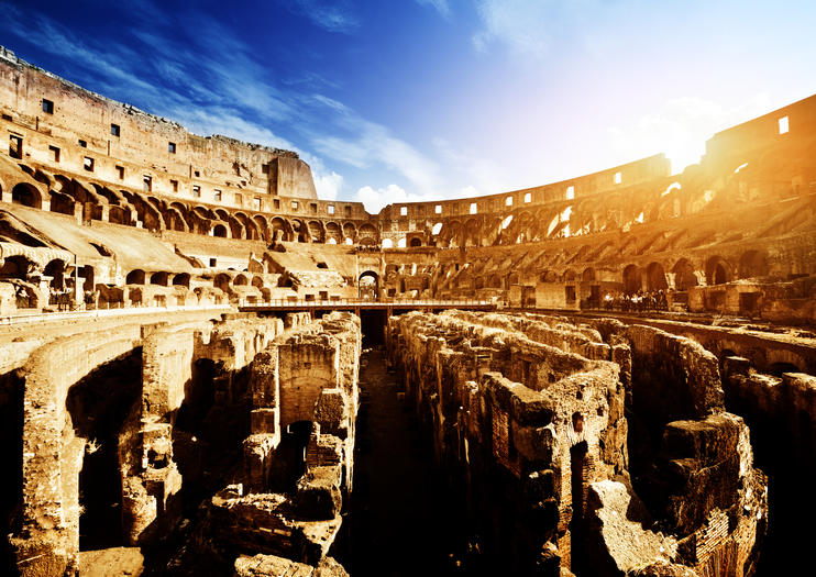 VIP Experiences at the Colosseum