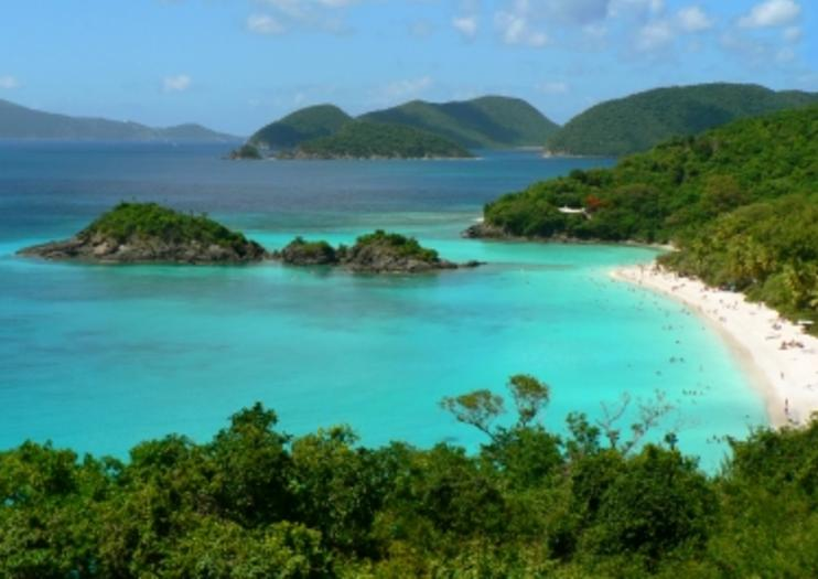 Condé Nast Traveler Called It One Of The Top 10 Beaches In World National Geographic Declared Without Equal Trunk Bay