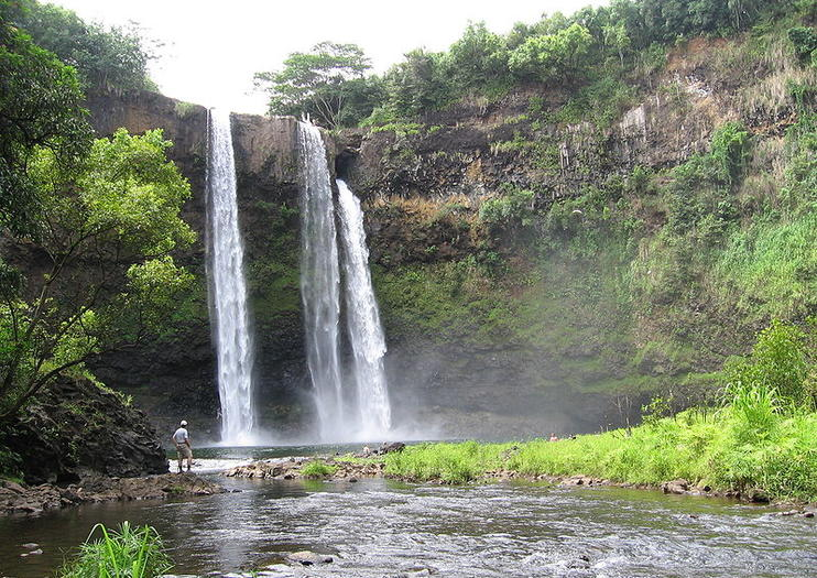 Top Waterfalls in Hawaii