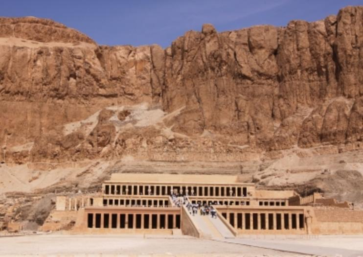 Temple of Hatshepsut (at Deir el-Bahari)