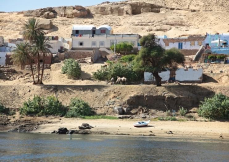 Nubian Villages (Siou and Koti)