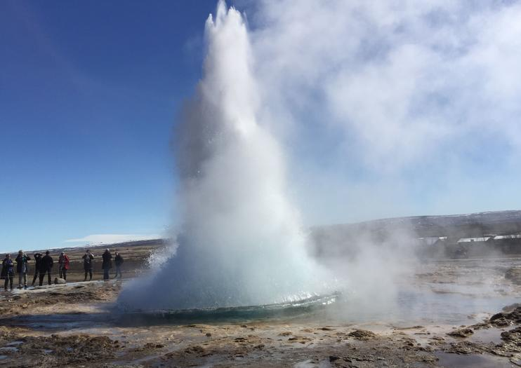 Great Geysir (Great Geyser)