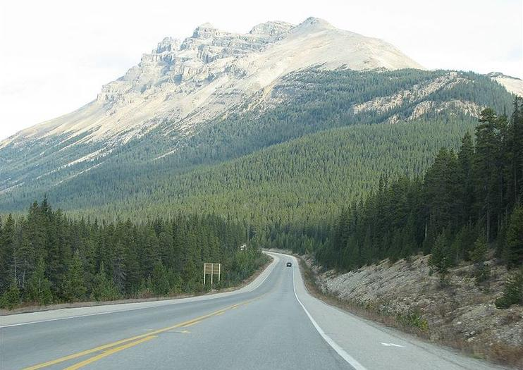 Icefields Parkway (Highway 93)
