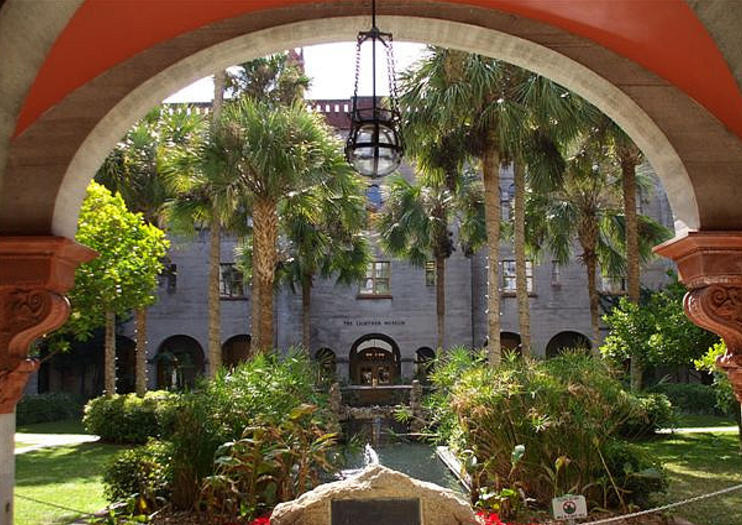 Housed In A Gorgeous Former Hotel Built 1887 The Spanish Renaissance Style Exterior Of Lightner Museum Is Reason Enough To Visit