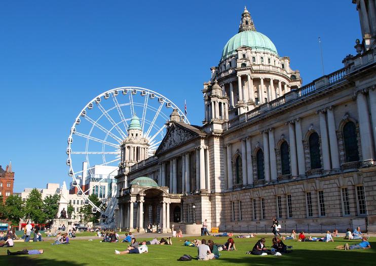 Belfast 3 Itinerarios de Día