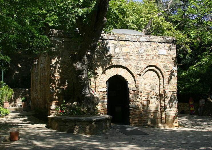 House of the Virgin Mary (Meryem Ana Evi)