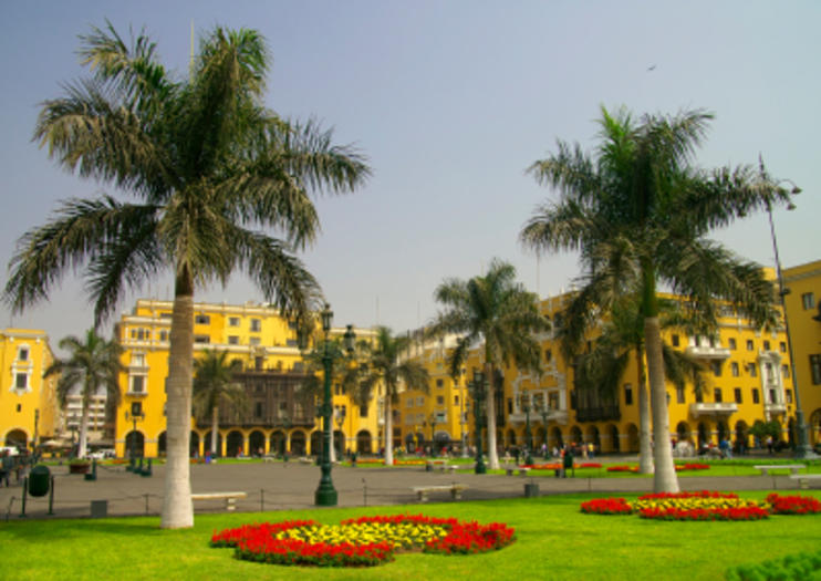 Plaza de Armas de Lima (Plaza Mayor)