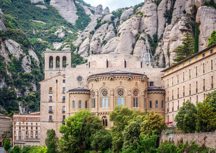 Montserrat and Wine Tasting Combo Tours from Barcelona