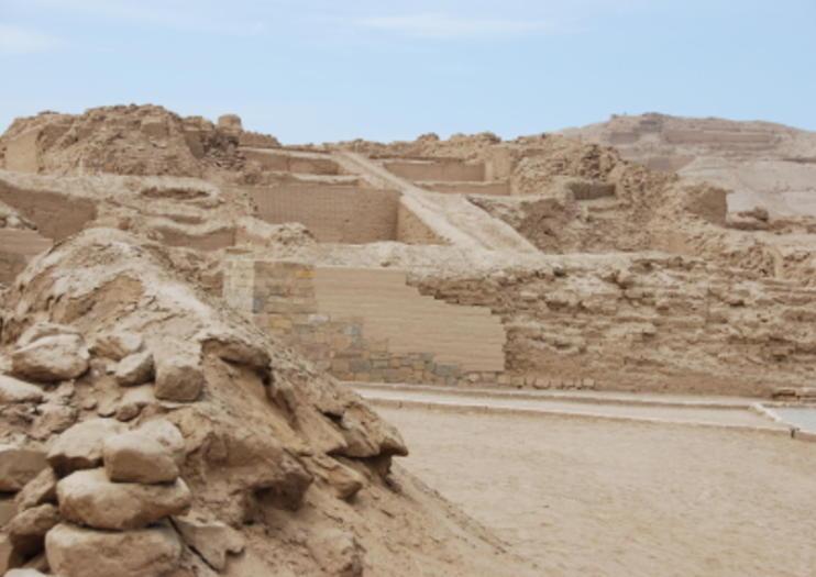 Pachacamac Itshma Temple