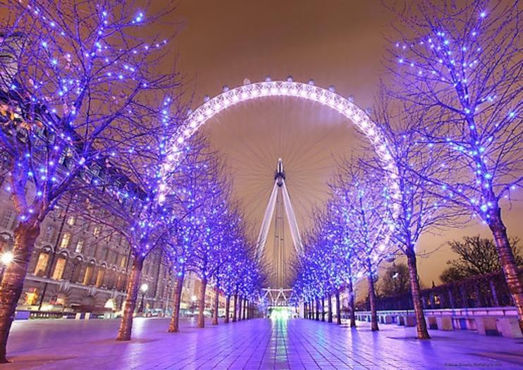 Kerst En Oudejaarsavond In Londen Viator