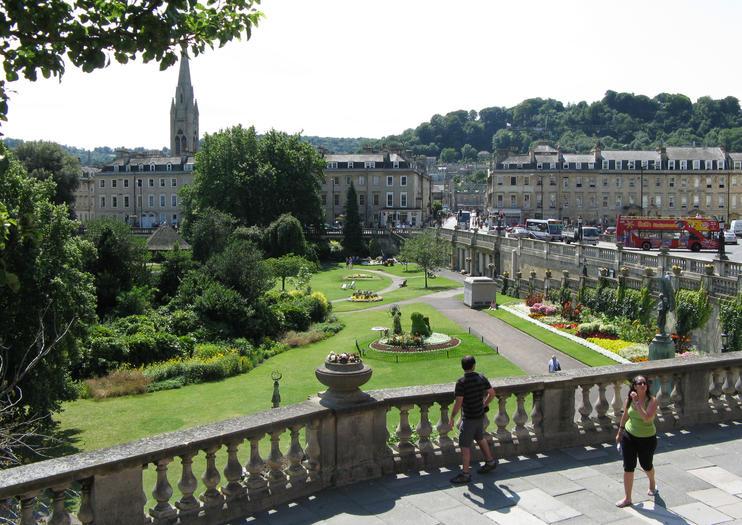 Touren nach Bath ab London