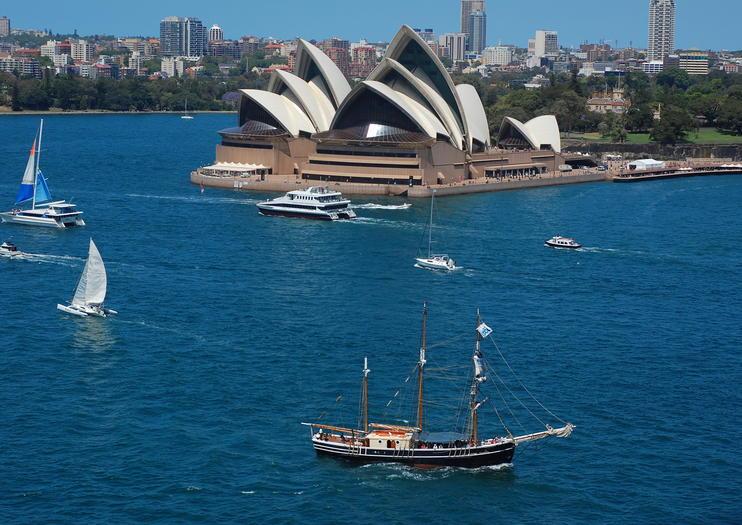 Sydney Tall Ships