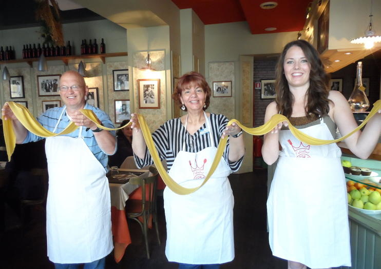 Top Cooking Classes in Rome