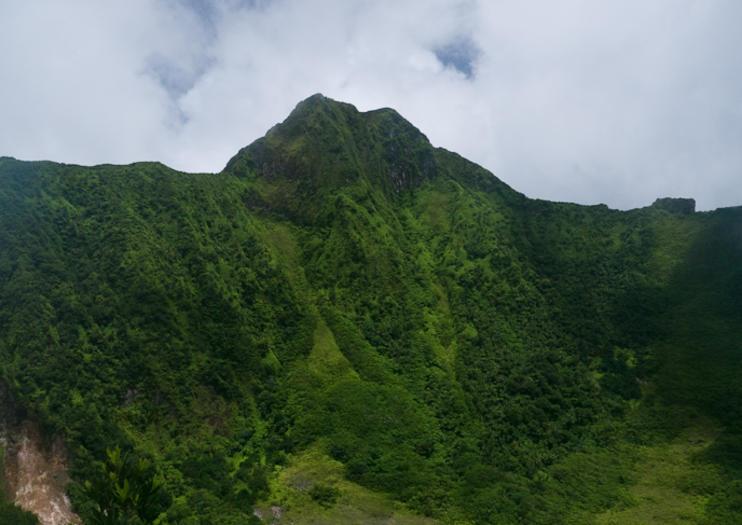 Mt. Liamuiga