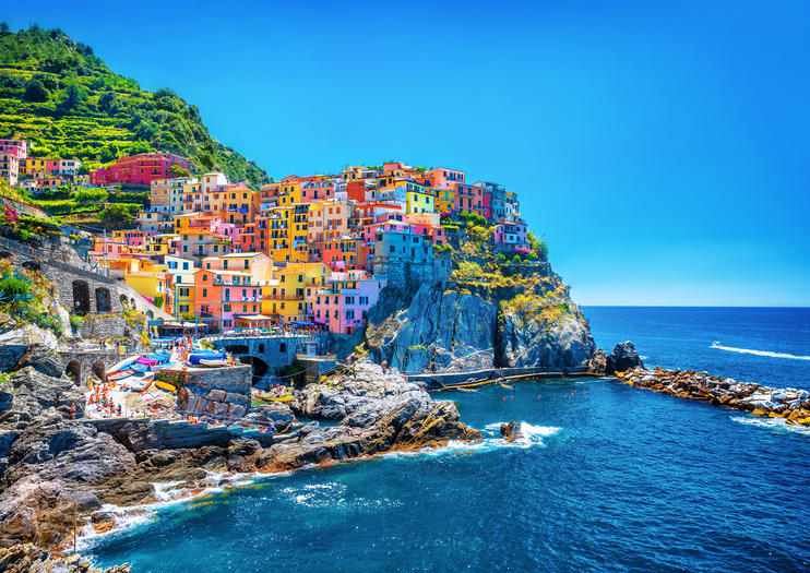 Cinque Terre Day Trips from Florence